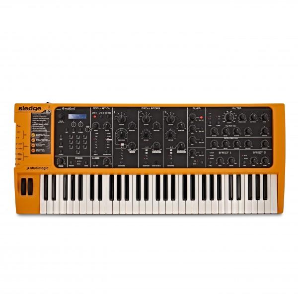 Studiologic Sledge 2.0, 61 Key Synthesizer