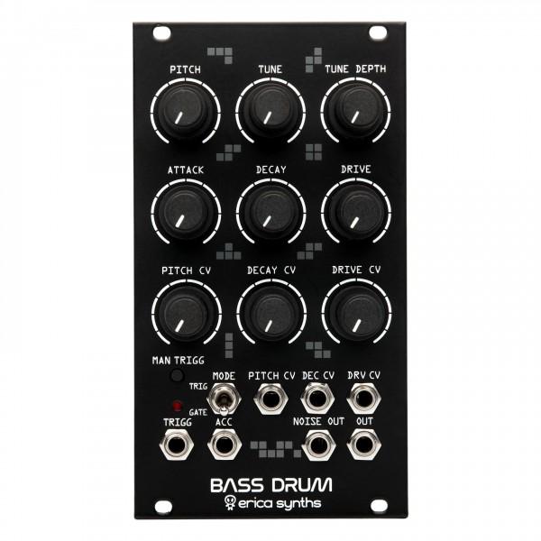 Erica Synths Bass Drum2 - Face Plate