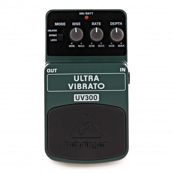 Behringer UV300 Ultra Vibrato Pedal