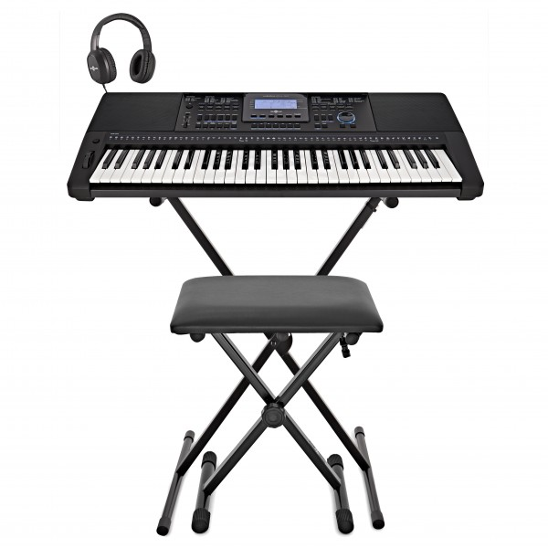 VISIONKEY-30 Keyboard by Gear4music - Stand Pack