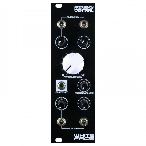 Frequency Central Whiteface ARP 4023 VCF clone - Front Panel