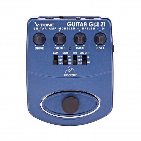 Behringer GDI21 V-Tone Guitar Preamp