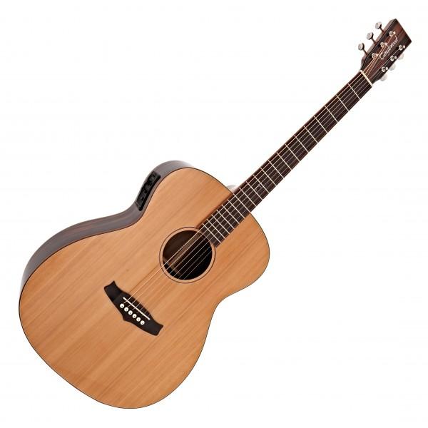 Tanglewood TWJF E Java Series Electro Acoustic Guitar