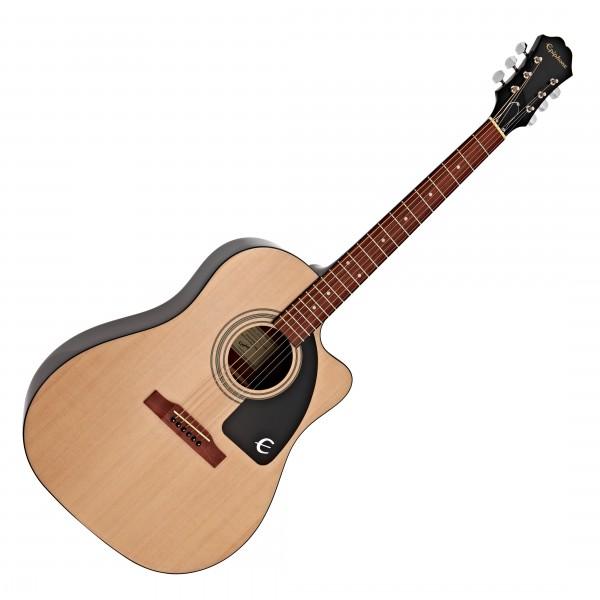 Epiphone J-15 EC Electro Acoustic, Natural