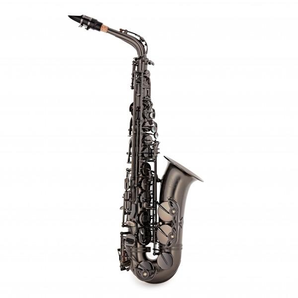 Trevor James SR Alto Saxophone, Frosted Black