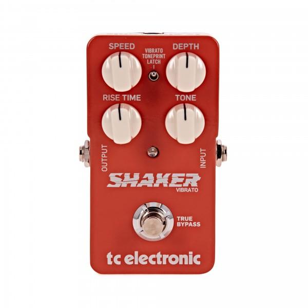 TC Electronic TonePrint Shaker Vibrato Guitar Effects Pedal