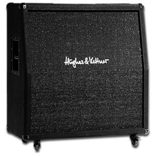 Hughes & Kettner CC412V 30A Guitar Speaker Cabinet, Angled
