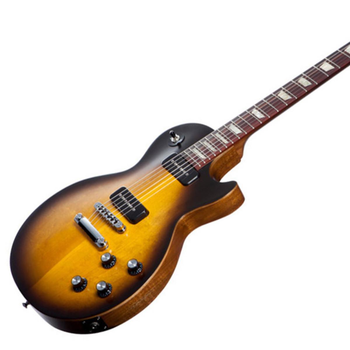 disc gibson les paul 50s tribute electric guitar vintage sunburst at gear4music. Black Bedroom Furniture Sets. Home Design Ideas