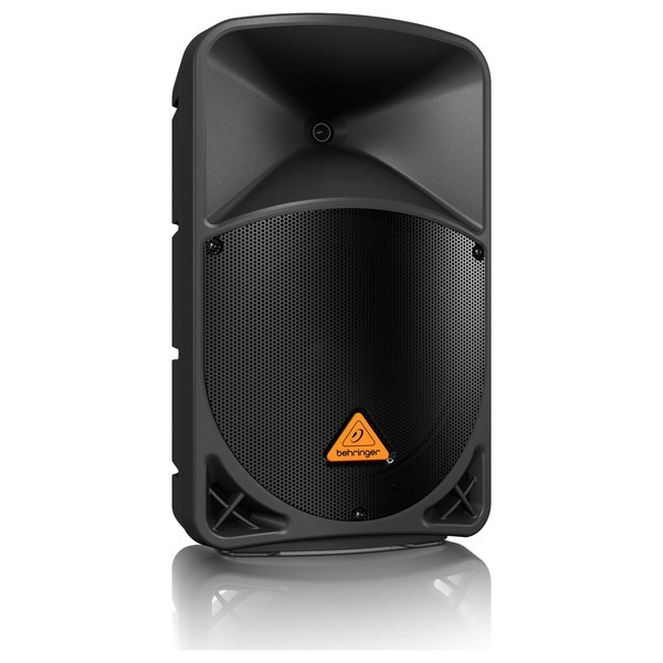 Behringer B112W Wireless Active PA Speaker - Side View