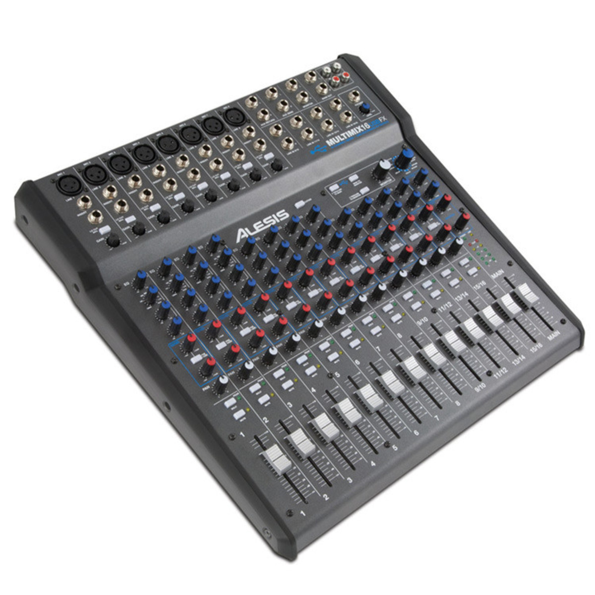 puis usb alesis multimix 16 fx table de mixage. Black Bedroom Furniture Sets. Home Design Ideas