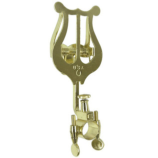 Lyre, Trumpet/Cornet - Clamp On, Lacquered