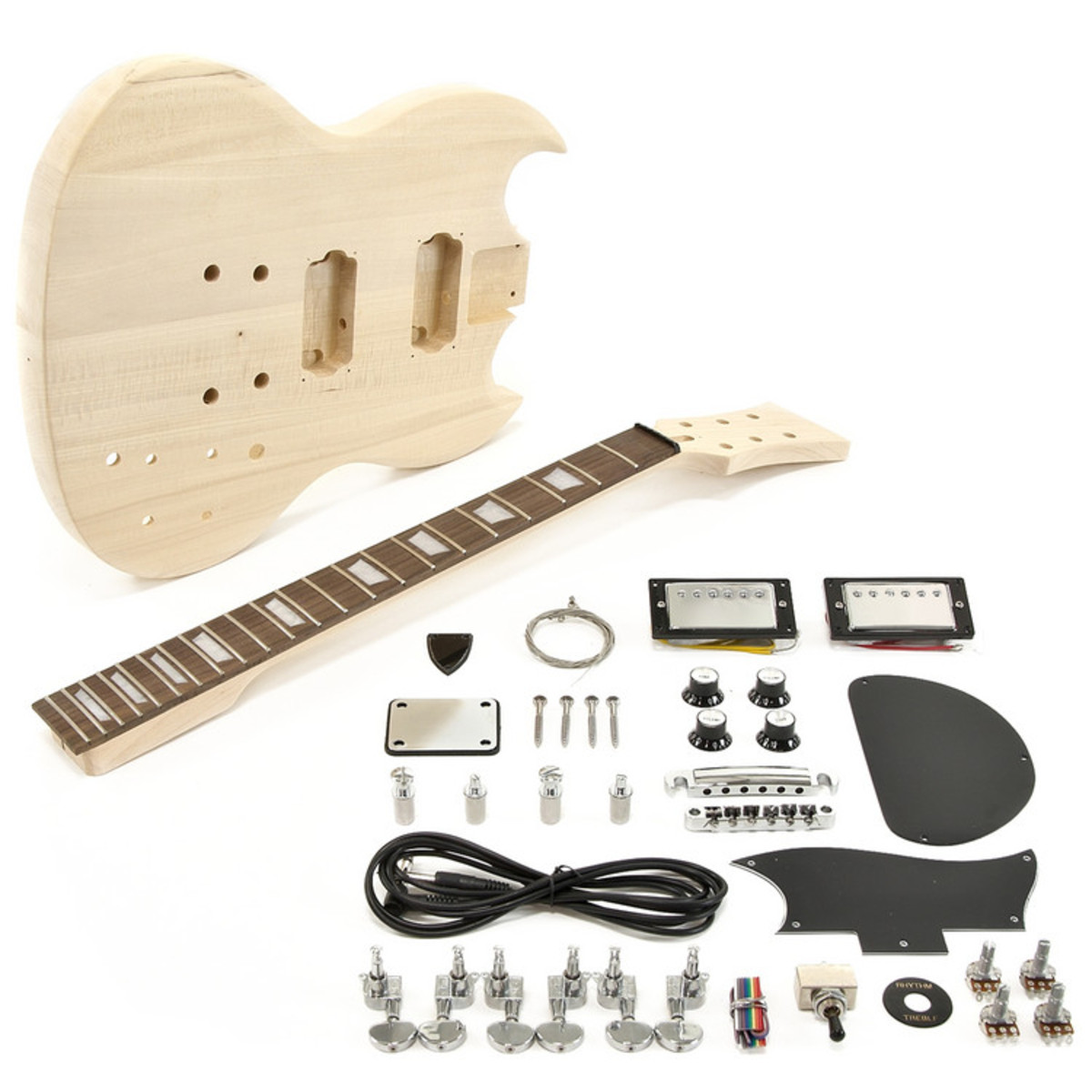brooklyn electric guitar diy kit at gear4music. Black Bedroom Furniture Sets. Home Design Ideas