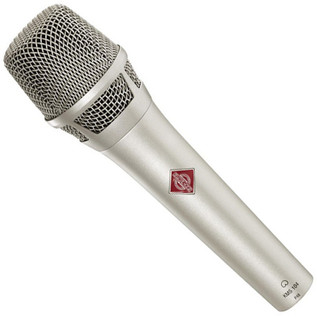 Neumann KMS 104 NI Cardioid Condenser Vocal Mic (Nickel)