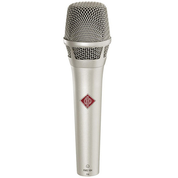Neumann KMS 104 NI Cardioid Condenser Vocal Mic (Nickel)