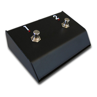 Hughes & Kettner FS-2 Two Button Footswitch