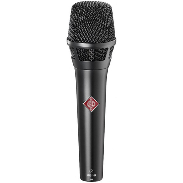Neumann KMS 104 MT Cardioid Condenser Vocal Mic (Black)