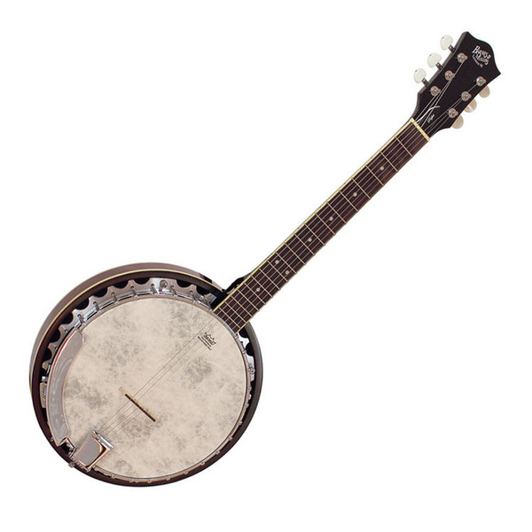 Barnes & Mullins 'Perfect' 6 String Guitar Banjo