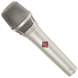 Neumann KMS 104 PLUS NI Cardioid Condenser Vocal Mic (Nickel)