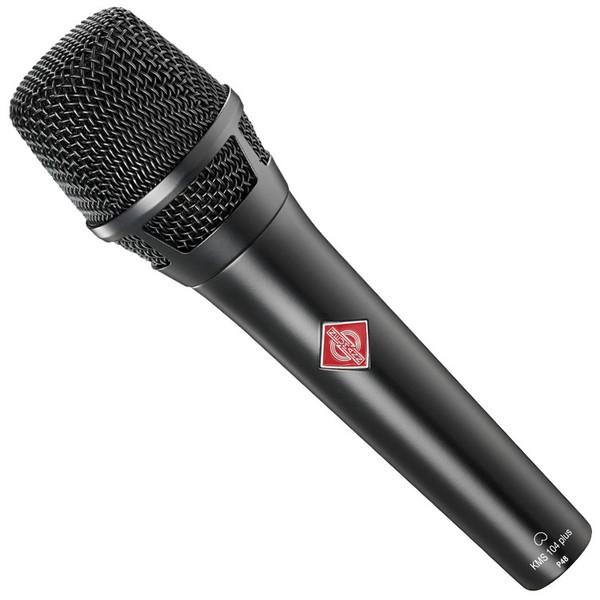 Neumann KMS 104 PLUS MT Cardioid Condenser Vocal Mic (Black)