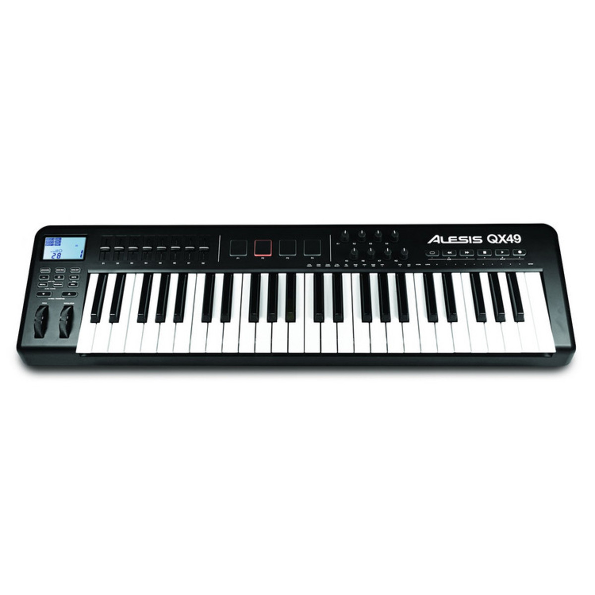 alesis qx49 clavier maitre usb midi. Black Bedroom Furniture Sets. Home Design Ideas