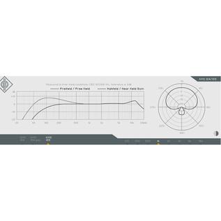 Neumann KMS 105 MT Super Cardioid Condenser Vocal Mic (Nickel)