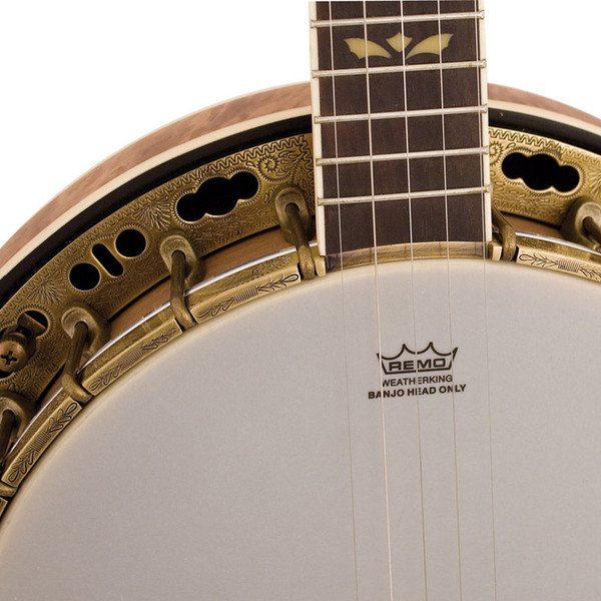 Barnes & Mullins BJ500M 'Troubadour' 5 String Banjo 2