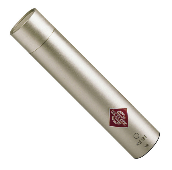 Neumann KM 183 Omni-Directional Compact Condenser Mic (Nickel)