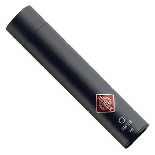 Neumann KM 183 MT Omni-Directional Compact Condenser Mic (Black)