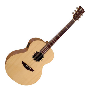 Faith 'Naked Series' FKNE Neptune Electro-Acoustic Guitar