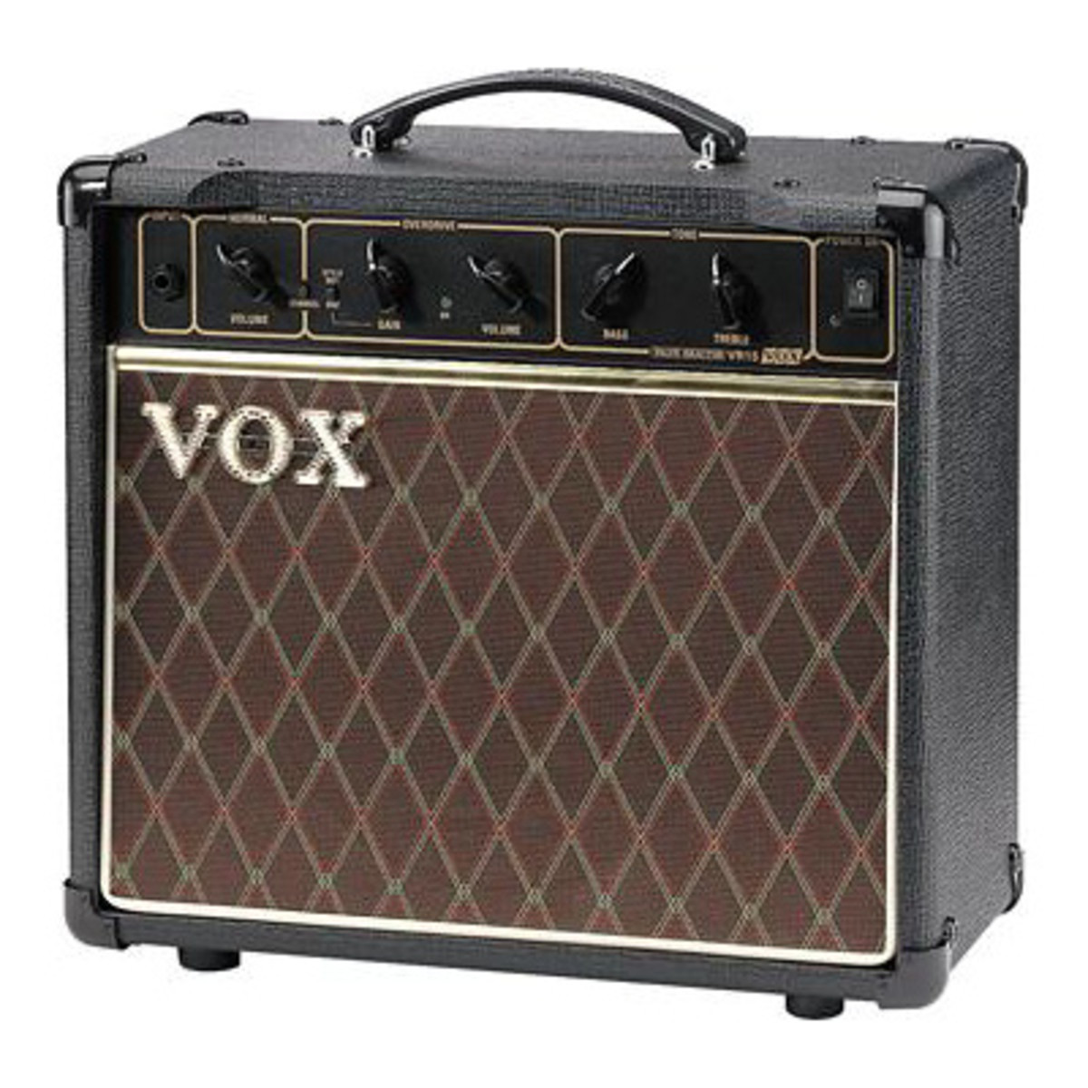 disc vox vr15 valve reactor guitar amp at gear4music. Black Bedroom Furniture Sets. Home Design Ideas
