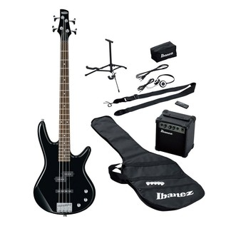 Ibanez IJSR190E Jump Start Bass Pack, Black