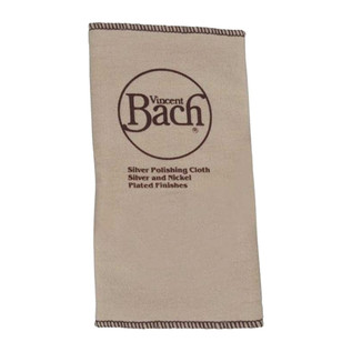 Bach Deluxe Polish Cloth for Silver Plated Instruments