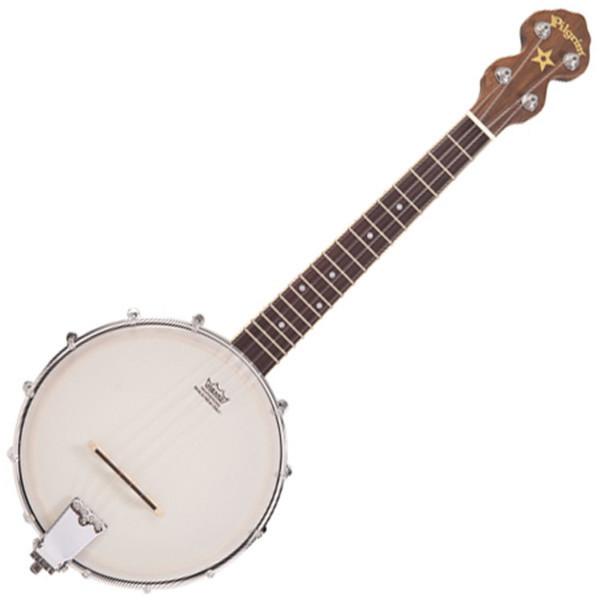 Pilgrim by Vintage Performer Open Back Ukulele Banjo
