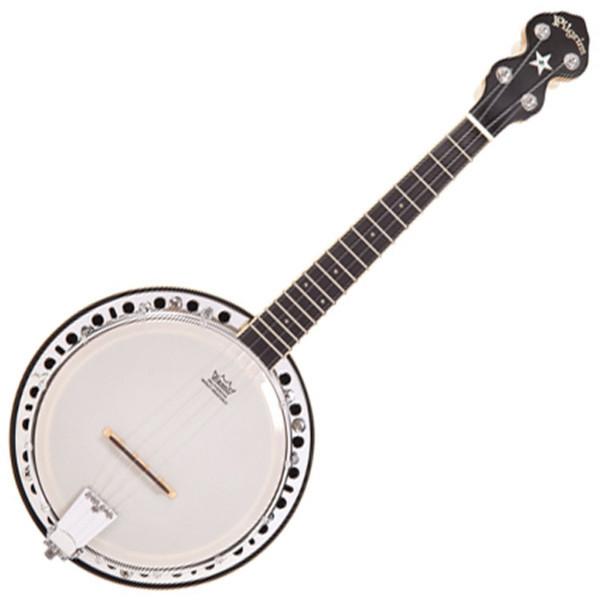 Pilgrim by Vintage Performer Resonator Ukulele Banjo