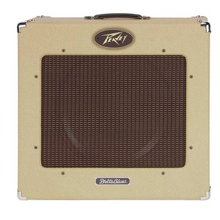 Peavey Delta Blues 115 Guitar Valve Amp Combo, Tweed