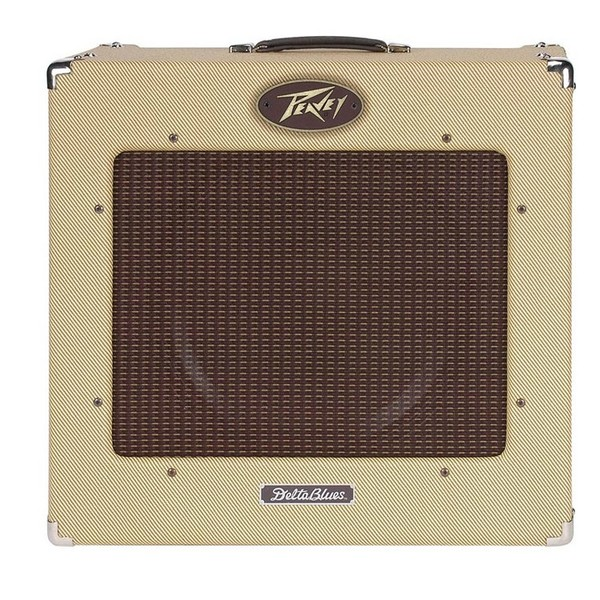 Peavey Delta Blues 115 Guitar Valve Amp Combo, Tweed