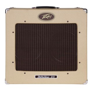 Peavey Delta Blues 210 Guitar Valve Amp Combo, Tweed 1