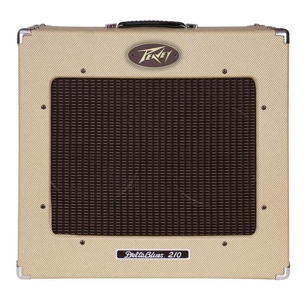 Peavey Delta Blues 210 Guitar Valve Amp Combo, Tweed 1