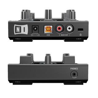 Native Instruments Traktor Kontrol Z1 DJ Controller