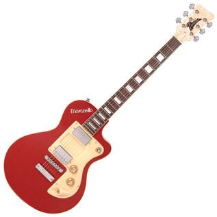 Italia Maranello Classic Electric Guitar, Red