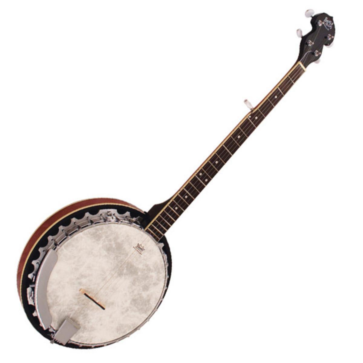 Barnes & Mullins BJ300 Perfect 5 String Banjo at Gear4music