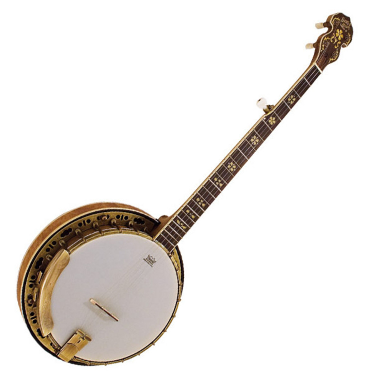 Barnes & Mullins BJ500M Troubadour 5 String Banjo
