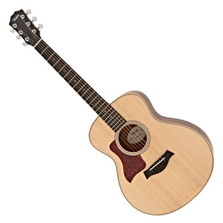 Taylor GS Mini Acoustic Guitar, Left Handed, Spruce Top1