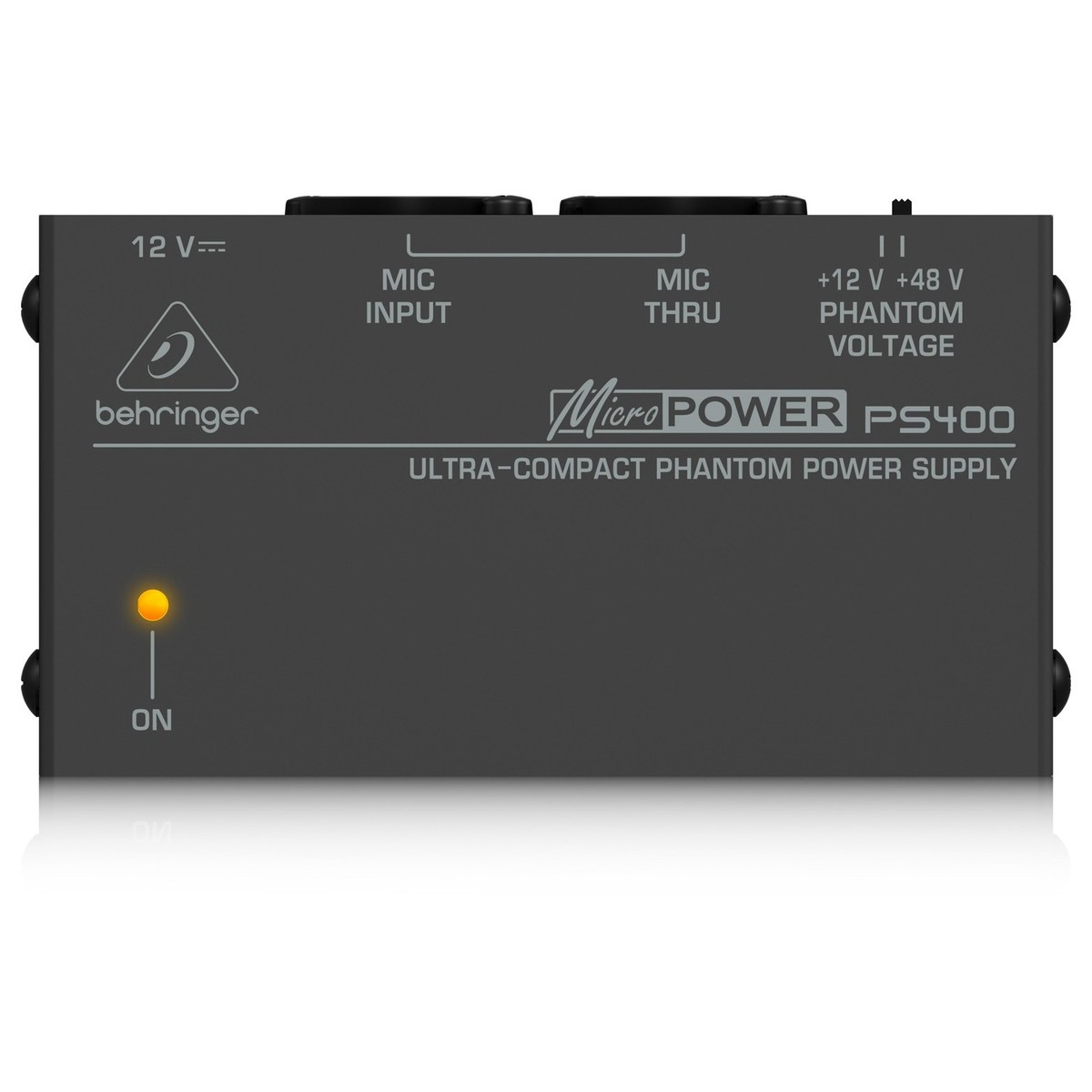Click to view product details and reviews for Behringer Ps400 Phantom Power Supply.