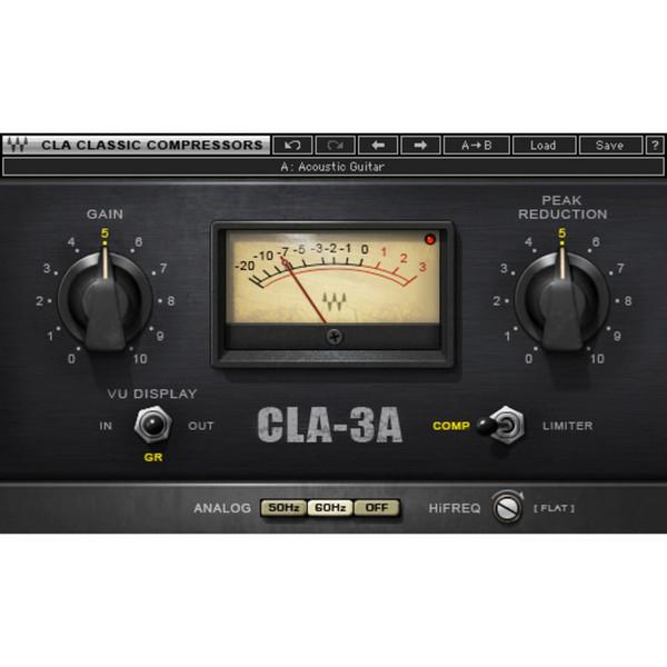 Waves CLA Classic Compressors Plug-ins