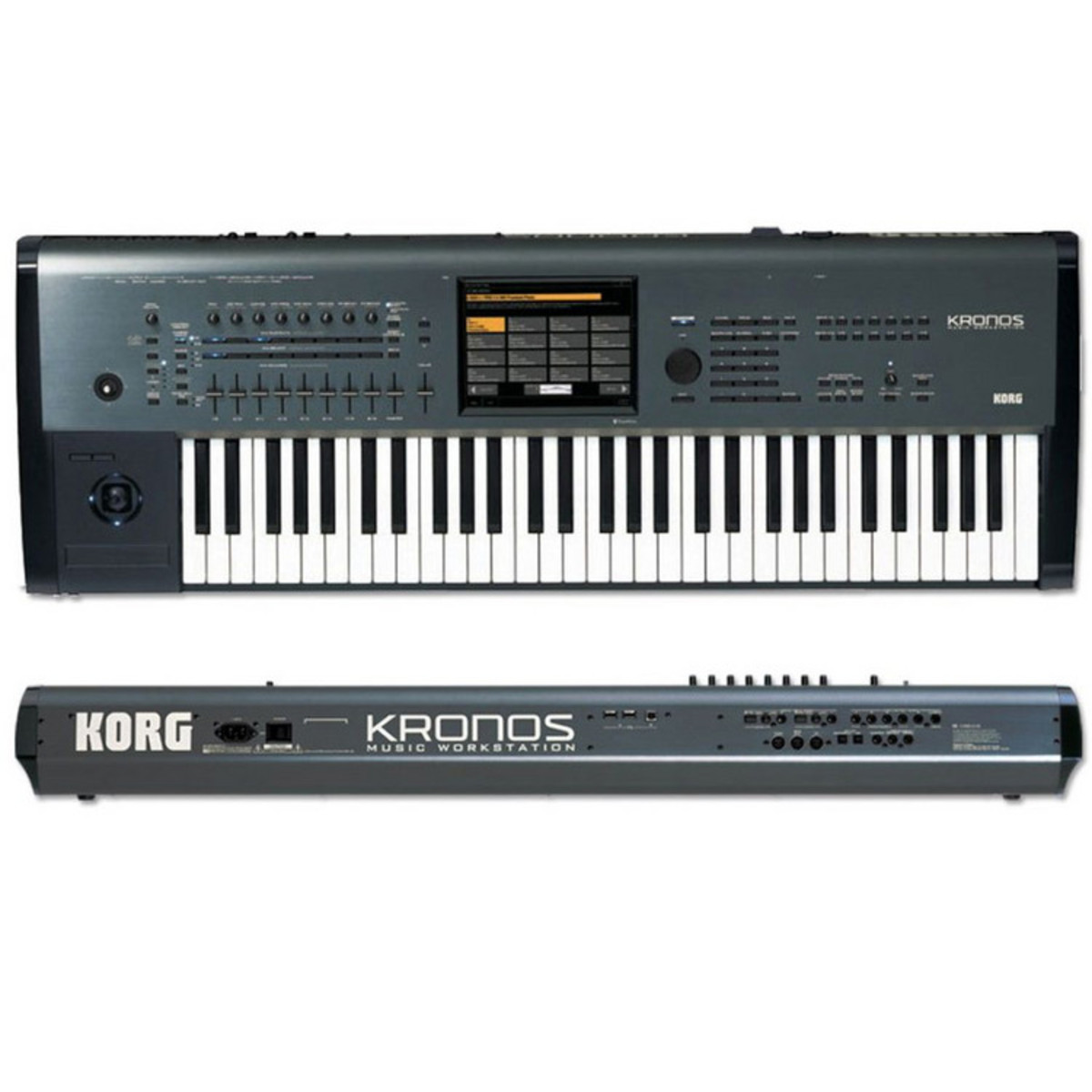 KORG KRONOS 61 Including KRONOS-X Upgrade - Nearly New