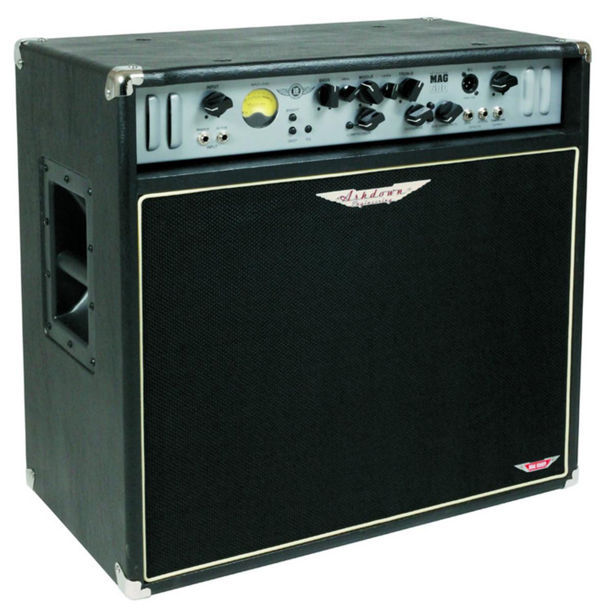 Ashdown Mag C210t 300 Evo Iii Bass Amp Combo Ex Demo At Gear4music Wiring Diagram Loading Zoom