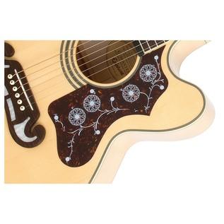 Epiphone EJ-200CE Electro Acoustic, Natural 3