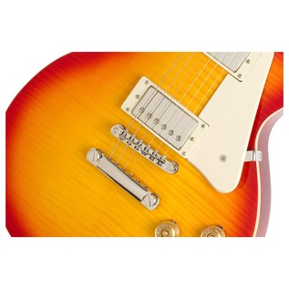Epiphone Les Paul Ultra III Electric Guitar, Faded Cherryburst 4