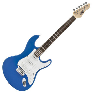 Ubisoft Rocksmith + Electric-ST Guitar, Blue Xbox Package